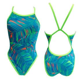 Turbo Banano Swimsuit Women Verde